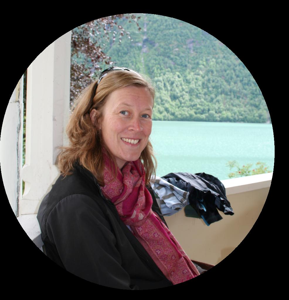 Fiona Pedersen Psykolog